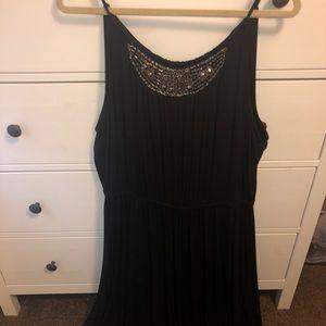 Lane Bryant black summer dress size 18/20